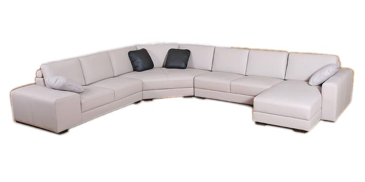 56503f2030 Mauvise - rohová sedačka