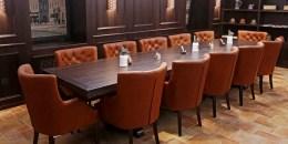 475ee7db2 štýlové kožené čalúnené stoličky